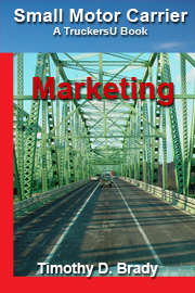 Small Motor Carrier - Marketing