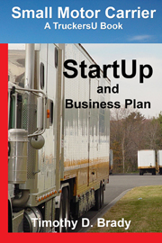 Small Motor Carrier StartUp and busines Plan